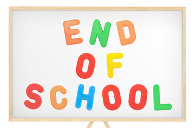 Wrapping Up the School Year K-12 Bulletin