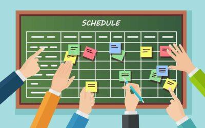 HSPBA Shift Schedule Letter