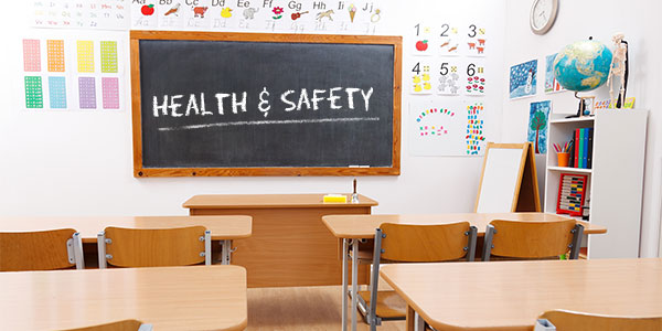 Update on COVID-19 Safety Measures in K-12 Schools