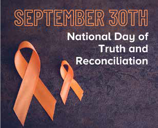 September 30th – National Day of Truth and Reconciliation