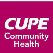 CUPE Community Health Workers Set Priorities at Online Bargaining Conference