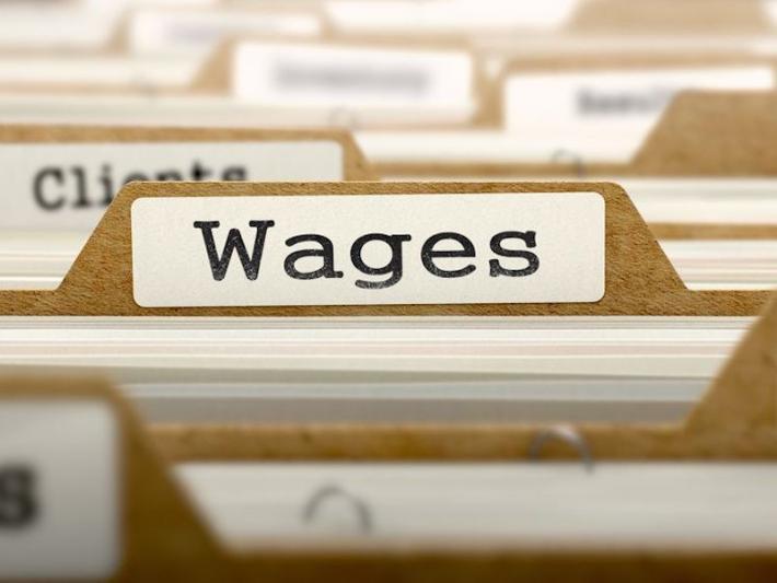 City et al Wage Rates for 2021